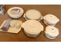 Selection of Microwave Cookware