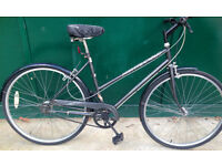 19 inch Montecarlo 3 Speed Classic Ladies Bike bicycle wick mudguards