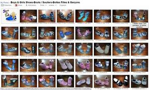 Misc Baby, Boys & Girls shoes, sandals, boots from nb to 2 adult Gatineau Ottawa / Gatineau Area image 2