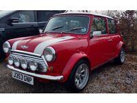 Classic Mini Cooper Sport 1.3l