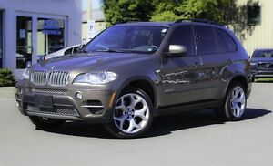 2012 BMW X5 xDrive35D! EXECUTIVE PKG! LEATHER! NAV!