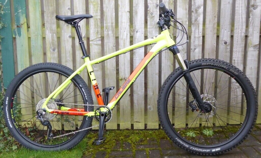 aaadb0e00b5 Hardtail Mountain Bike Calibre Line 10 size L near new condition | in ...