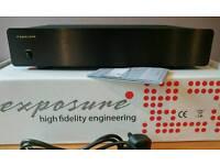 Exposure 3010s2 MC phono amplifier. Mint. £515