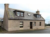 3 bed house for rent in Embo, Sutherland