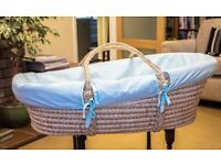 Mamas & Papas Moses basket. Used for 4 months