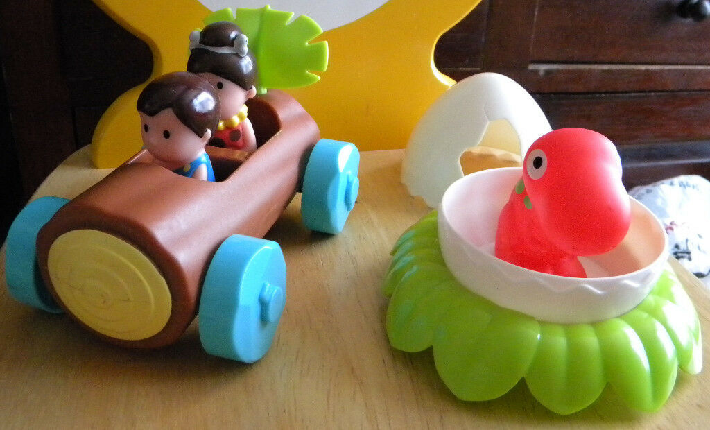 HappyLand Dino Car by Early Learning Centre - used | in Chesham ...