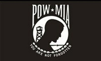 4x6 ft POW MIA You Are Not Forgotten MILITARY FLAG OUTDOOR NYLON MADE IN USA