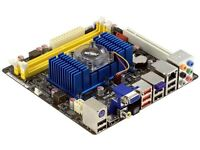 ASUS AT3N7A-I Motherboard + Atom CPU + NVidia ION Chipset + 2GB (2x1GB) DDR2 RAM