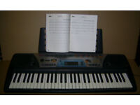 Yamaha PSR-170 : 5 - Octave Keyboard With Accessories