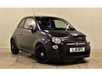 FIAT 500 0.9 MATT BLACK 3d 85 BHP + AIRCON + MATT BLACK (black) 2011