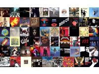 RECORDS WANTED! - VINYL ALBUMS BOUGHT FOR CASH