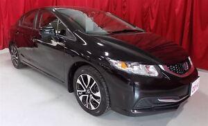 2014 Honda Civic EX..SUNROOF..1 OWNER!!!