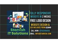 UK Website Design | Cheap web design | SEO |Professional Website Developer | £280