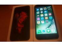 IPHONE 6S 32GB LIKE NEW - BOXED - UNLOCKEC