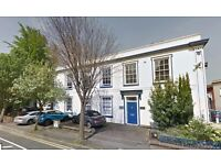 GROUND FLOOR SERVICED OFFICE IN LEICESTER LE1. INCLUDES PARKING, WIFI, BUSINESS RATES, CLEANING