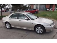 Rover 75 1.8 Club SE 2004 ,4dr Saloon, Manual Petrol New MOT low Mileage @ 57,050 genuine miles