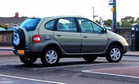 Renault Scenic 4x4, Diesel MPV £600 ono