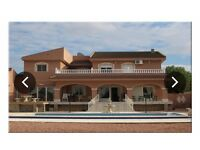Rent apartment in a Luxury House in Alicante