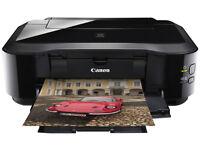 Canon PIXMA iP4850 Printer & CanoScan LiDE 700F Scanner