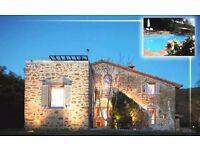 Italy holiday rental amazing Villa Trasimeno lake view Umbria near Tuscany