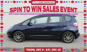 2009 Honda Fit LX | Local | Low Mileage |Spin to Win Sale on Now