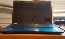 Blue HP Pavilion G6