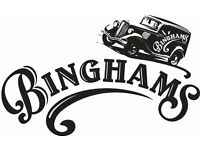 Accounts Clerk at Binghams Food, Crookes