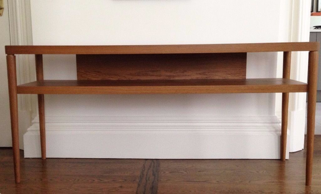 Ikea stockholm console table in walthamstow london for Ikea hall table