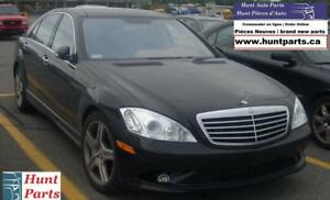 NEW OEM QUALITY PARTS PIECES NEUVES Mercedes Benz S-Class 2007 2008 2009 2010 2011 2012 2013 S550 S63 AMG S350 S450
