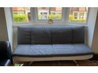 Sofa bed clic clac 3 seats