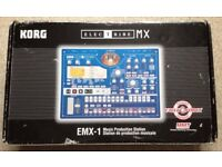 Korg Electribe EMX-1 Groovebox boxed with manual & 4mb Smartmedia card = Excellent Condition