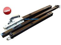 """SMC-Direct 3.5 Ton CAR TOW POLE RECOVERY TOWING BAR PROFESSIONAL 3 PIECE """"Heavy Duty quality bar"""""""
