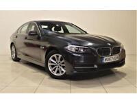 BMW 5 SERIES 2.0 520D SE 4d 181 BHP (grey) 2013