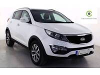 🔮 2014 Kia Sportage 1.7CRDI 🔮LEATHER and PANORAMIC ROOF