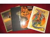 Artwork Fantasy, Film and Sci Fi books