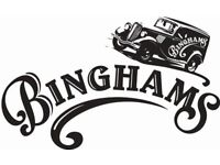 Production / Packing Roles at Binghams Food, Crookes, Sheffield