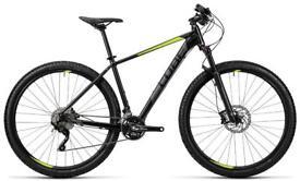 Cube Acid 29 21 inch Black/Flash Yellow bike [FULLY LOADED]