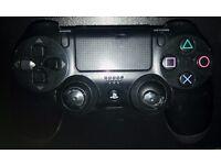 2 x PS4 Controllers Faulty/Broken Spares/Repair