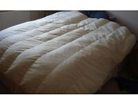 Ultra Double Feather and Down Duvet 10.5 Tog