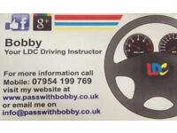 DRIVING LESSONS with a fully approved driving instructor (ADI)