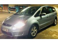 2007 FORD S-MAX 6G 1.8 DIESEL MPV 6 SPEED MANUAL