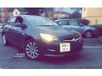 Vauxhall Astra Exclusive 1.6
