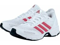 ADIDAS WHT BLUEJETS TRAINER WOMENS