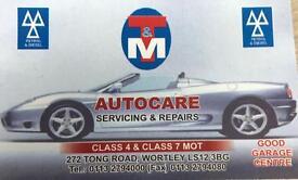 Full time sales assistant automotive garage & shop
