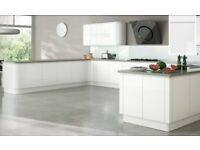 ULTRA MODERN HANDLELESS KITCHENS - JUST £1,800. £2,600 WITH INSTALLATION (WHILE STOCKS LAST)