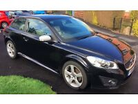 Great condition, economical Volvo C30, with full leather and high performance stereo