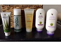 Free trial of my pure aloe products