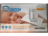 Nanny Baby Breathing Sensor