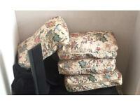 Bailey Caravan Cushions x 4