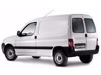 COURIER / MAN AND VAN/CAR AND TRAILER AVAILABLE FOR SMALL ITEMS